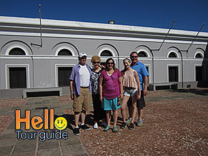 Old San Juan private tour