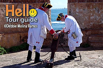 Puerto Rico military history tours